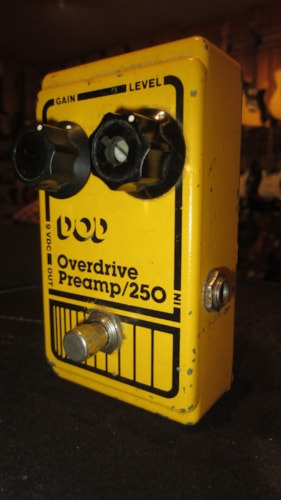 ~1980 DOD Overdrive 250 Distortion Pedal