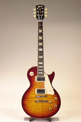 2007 Gibson Custom Shop Historic Collection 1959 Les Paul Standard Reissue Gloss