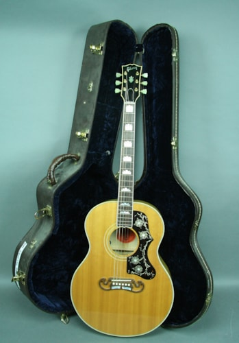 Gibson L-200 Emmylou Harris Small J-200 Acoustic Guitar AAA Flame U