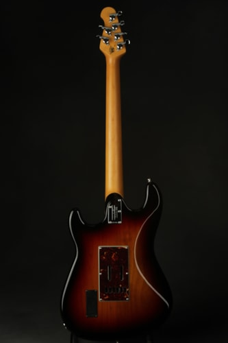 ERNIE BALL MUSIC MAN Cutlass SSS Trem - Vintage Sunburst