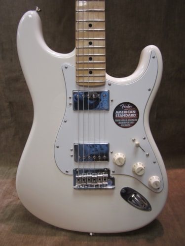 2016 Fender® American Standard Stratocaster® HH