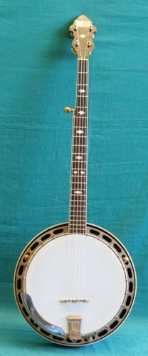 1939 Gibson Recording King M-6 5-String