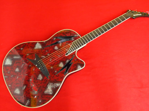 1989 Ovation Thunderbolt