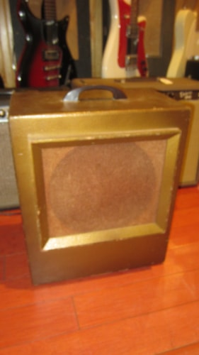 ~1959 Silvertone Deluxe Vintage Combo Amp