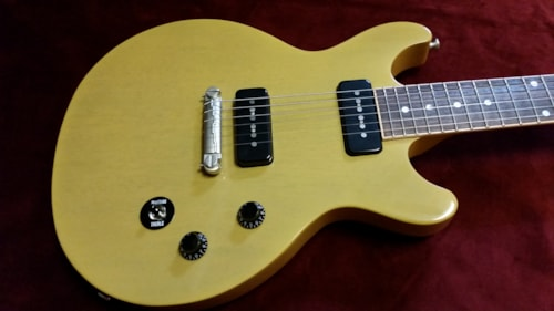 2015 Gibson Les Paul Special Double Cutaway