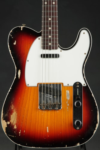 Fender® Custom Shop Master Built 1961 Telecaster® Custom Relic® - Fade