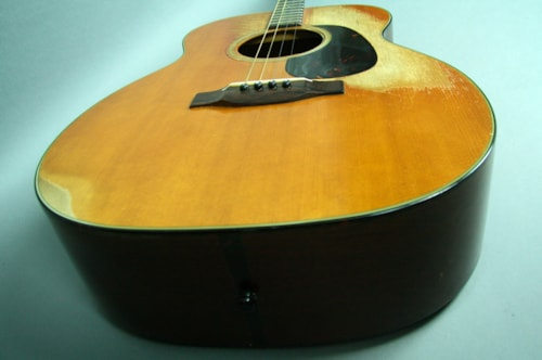1964 Martin Vintage 0-18T Tenor Acoustic Flattop Guitar Natural Finish W