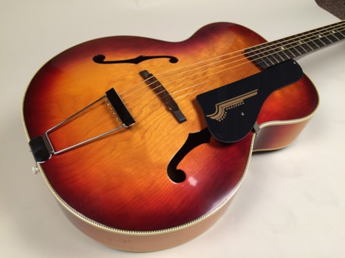 1966 Harmony Broadway H-954 Arch-Top Acoustic