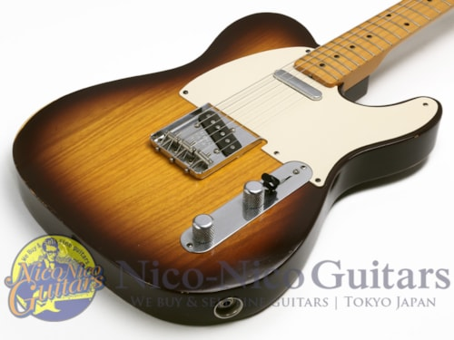 2006 Fender® Custom Shop '57 Telecaster® Relic® model by Master Builder Yuriy Shishkov