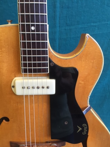 1959 Guild® T-100 Slim Jim