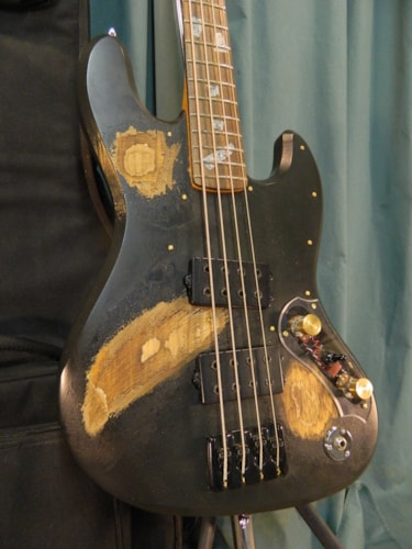 2013 812 Guitars Custom Bass