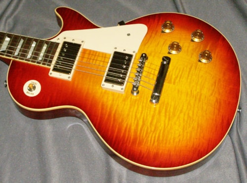 2014 Gibson Custom Shop Historic  Les Paul Standard 58 FIGURED R8 not VOS (neck more like R9)