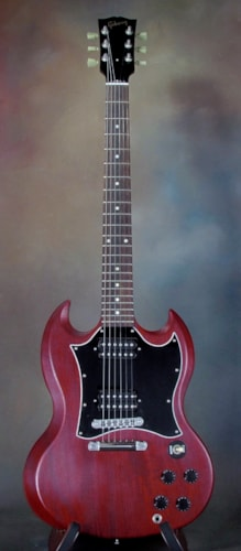 2007 Gibson SG Faded