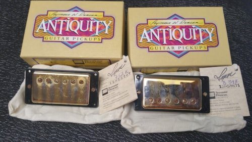 2016 Seymour Duncan Antiquity