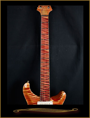 2016 Paul Reed Smith Private Stock Custom 24 with Stained Maple Fretboard