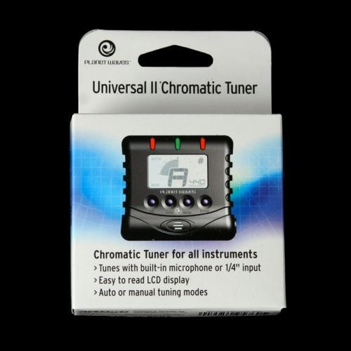 D'Addario Planet Waves Universal Chromatic II Tuner