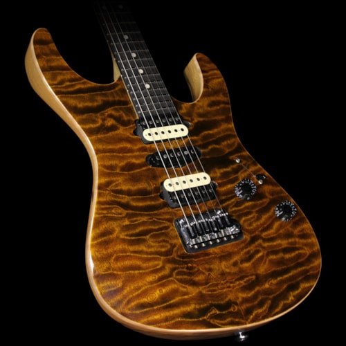 Suhr Used 2015 Suhr Modern Electric Guitar Tiger Eye