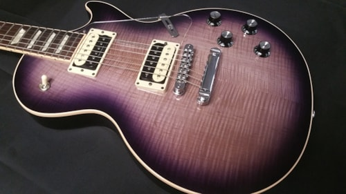 2014 Gibson Les Paul Peace + Upgrades