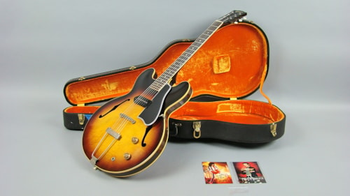 1960 Gibson ES-330, Bruce Kulick