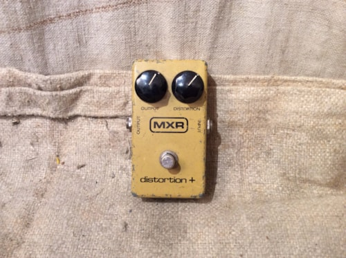 1978 MXR Distortion+