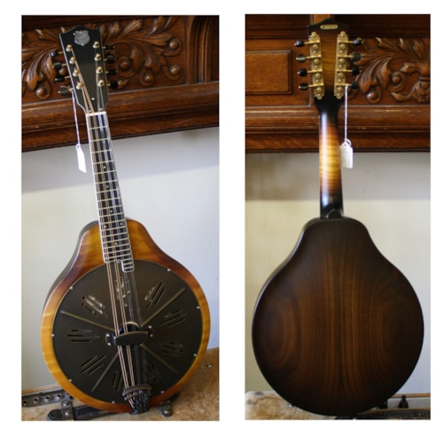 2016 National RM-1 Mandolin