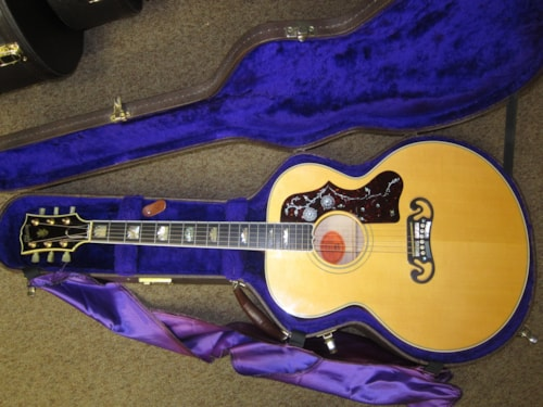Gibson J200 Wildwood Custom
