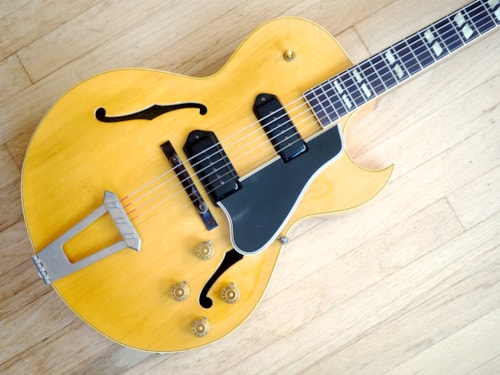 1953 Gibson ES-175DN Vintage Archtop Electric Guitar w/ ohsc