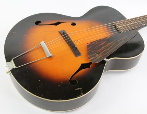 ~1936 Henry L Mason (Gibson) Archtop