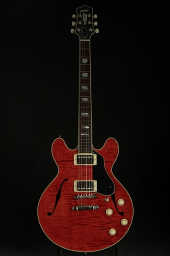 Collings I-35 LC Deluxe - Faded Cherry