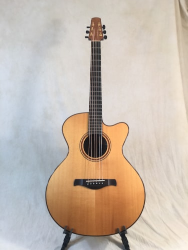 1997 Jeff Traugott Model R Indian Rosewood/German Spruce