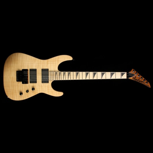Jackson Custom Select Dinky 2H Mahogany Electric Guitar Natural