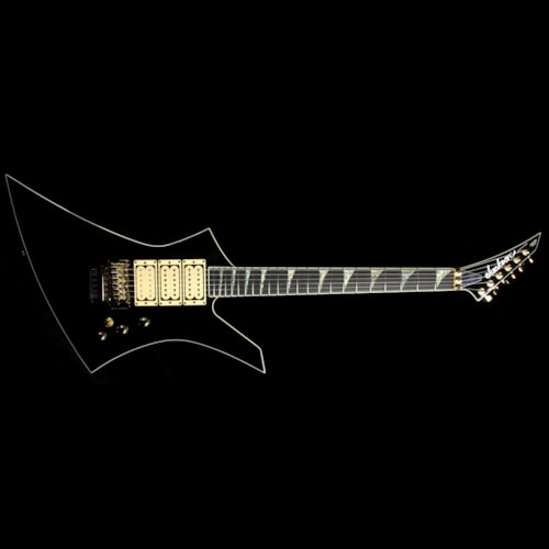 Jackson Custom Select Kelly 3H Electric Guitar Black