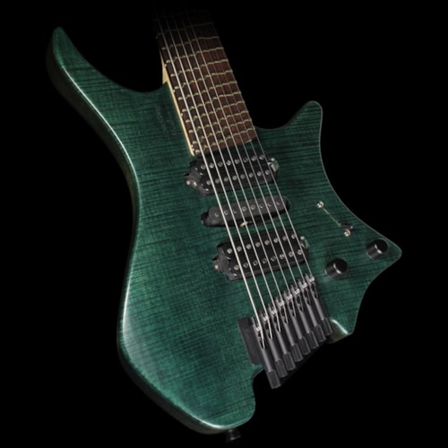Strandberg Custom Shop Boden 8 True Temperament Electric Guitar Gloss Metallic Green