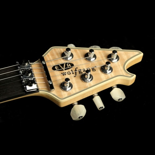 EVH Wolfgang USA Electric Guitar Natural