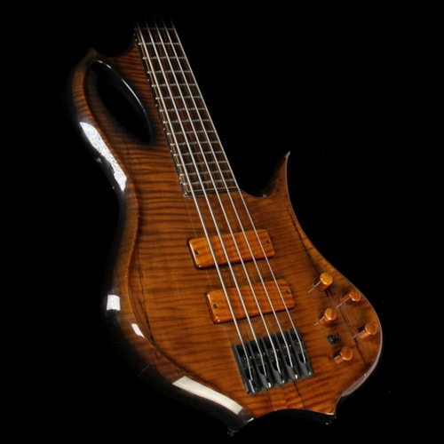 Aries Used Aries Senes 5-String Electric Bass Sunburst
