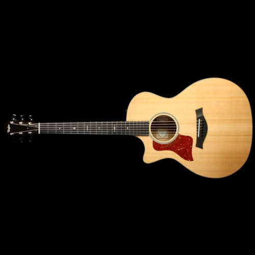 Taylor 514ce Grand Auditorium Left-Handed Acoustic/Electric Guitar Natural
