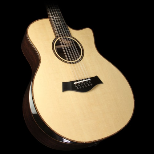 Taylor Used Taylor 956ce Grand Symphony 12-String Acoustic-Electric Guitar Natural