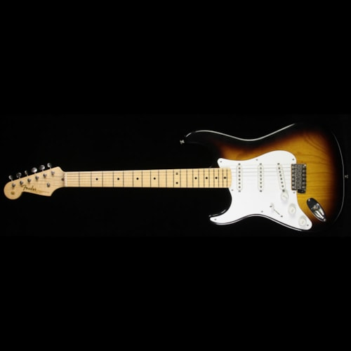 2006 Fender® Custom Shop Used 2006 Fender® Custom Shop Masterbuilt Mark Kendrick 1954 Stratocaster® Electric Guitar 2-Tone Sunburst