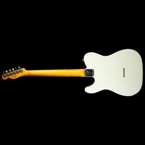 Fender Custom Shop '67 Telecaster Journeyman Relic Electric Guitar Olympic White