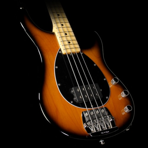 ERNIE BALL MUSIC MAN Used Ernie Ball Music Man Sterling Classic Premier Dealers Network Electric Bass	Vintage Tobacco Sunburst