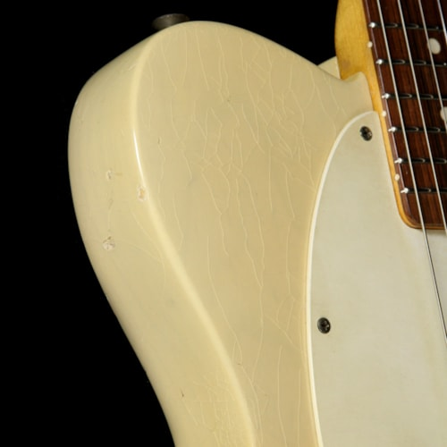 Fender 1961 Fender Esquire Electric Guitar Body-Only Refin Vintage White