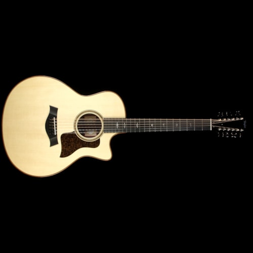 Taylor Used Taylor 756ce 12-String Grand Symphony Acoustic/Electric Guitar Natural