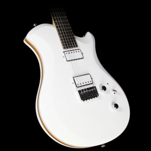 Relish Used 2016 Relish Snow Mary Wood Frame Electric Guitar White