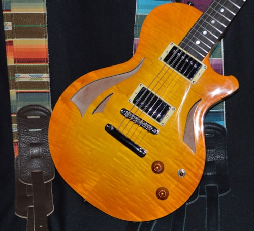 2016 CMG-USA Ashlee Semi-Hollow