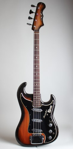 1964 Burns Jazz Bass®