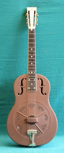 2000 National Reso-Phonic Delphi Custom