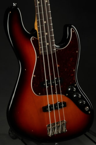 Suhr Classic J Antique Pro - 3 Tone Sunburst