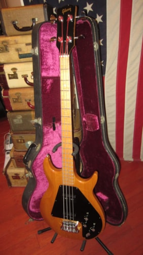 1974 Gibson The Ripper Bass