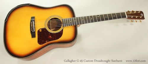 Gallagher G-45 Custom