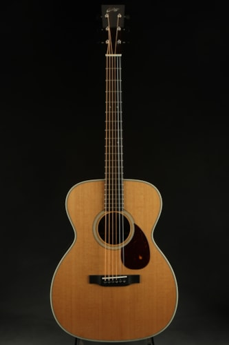 Collings OM2H - Baked Sitka